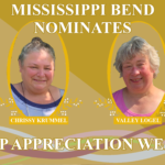 DSP APPRECIATION WEEK 2020 – MISSISSIPPI BEND